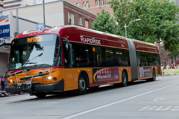 Brett Curtiss, rapidride, king county metro transit