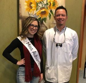 Molen Orthodontics, Molen, Auburn, Miss Auburn, the Miss Auburn and Miss Auburn's Outstanding Teen scholarship program, Sponsor, Dentist,