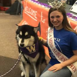 Miss Auburn's Outstanding Teen, Austin Douglas, Dubs, Strong Against Cancer,
