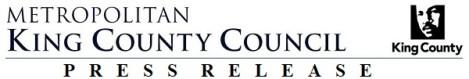 King county councip, metropolitan king county council