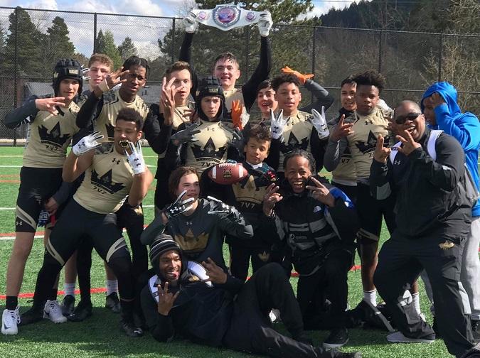 heir football, jace villers, coach reggie jones, heir football academy, auburn wa