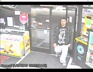 Apd, armed robbery suspect, arco gas station robbery, Auburn wa, Auburn police department