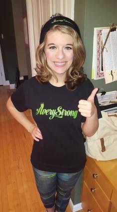 McKenna Webb, Broadway for Bravery, Auburn Wa, Avery Huffman, Avery Strong