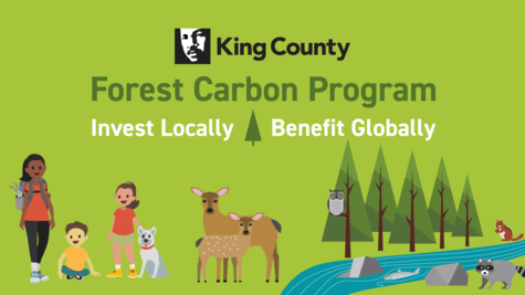 forest carbon program, king county