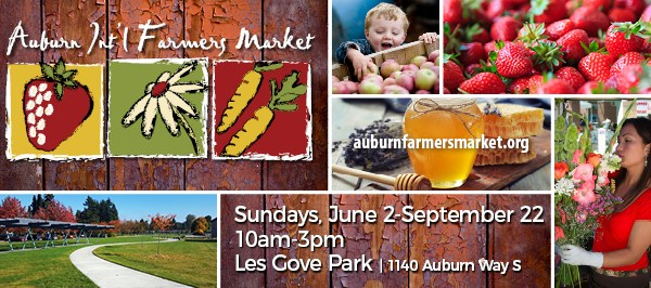 auburn farmers market, auburn international farmers market, auburn wa farmers market