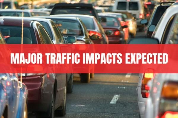 traffic delays, auburn traffic, auburn wa, auburn concert, auburn fireworks, auburn traffic alert