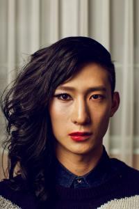 trans, transgender, gender identity, beautiful brunette, Dean Shim