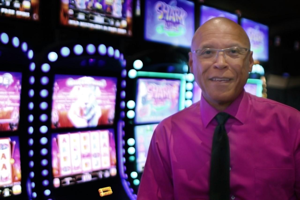 Muckleshoot Casino, Muckleshoot Casino General Manager, Jesse McDaniel, Jesse McDainel Jr