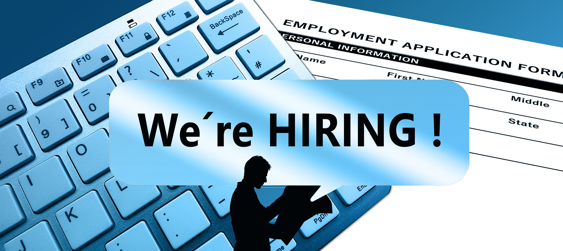 we're hiring, new job, job openings,