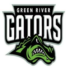 green river college, gators, green river gators, slater the gator, grc gators