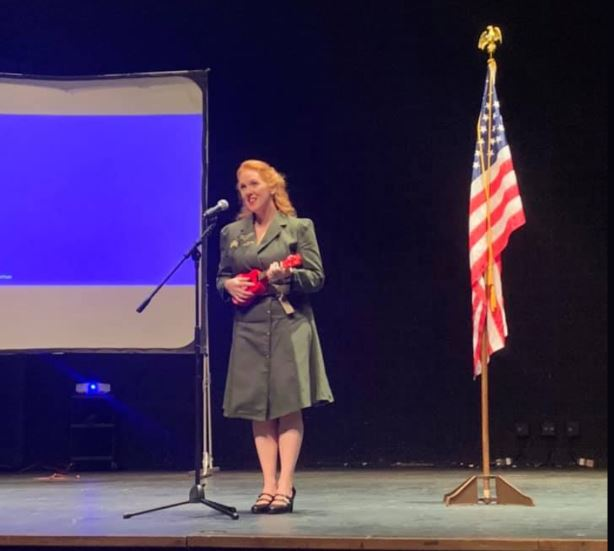 Kristina Pressley, ms. veteran america, Kristina Pressley auburn wa