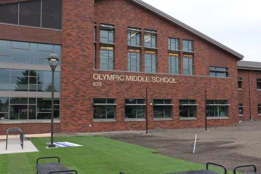 auburn school district, asd, auburn wa middle school, olympic middle school, new olympic middle school