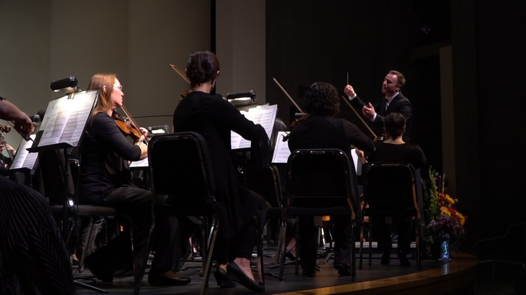 ASO, Auburn Symphony, Auburn Symphony Orchestra, Pioneer Elemntary School, Interbur Center for the Arts, Arthur Jacobson Elementary, ASD, pictures at an exhibition
