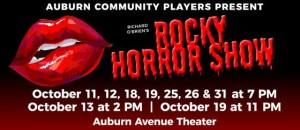 auburn ave theater, rocky horror show