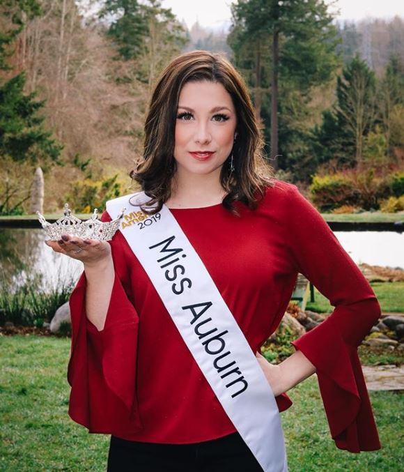Amanda enz, miss auburn, miss auburn 2019, miss washington 2019,