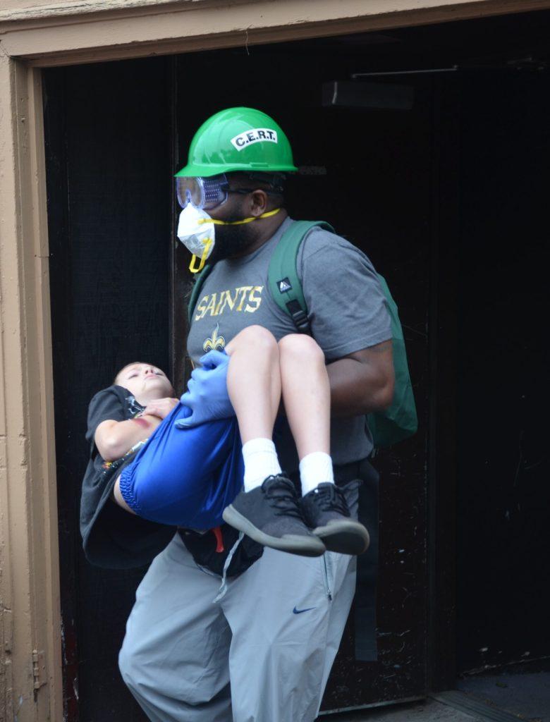 CERT training, Auburn wa emergency preparedness, auburn wa emergency management, auburn wa cert training, cert training class 53, cert,