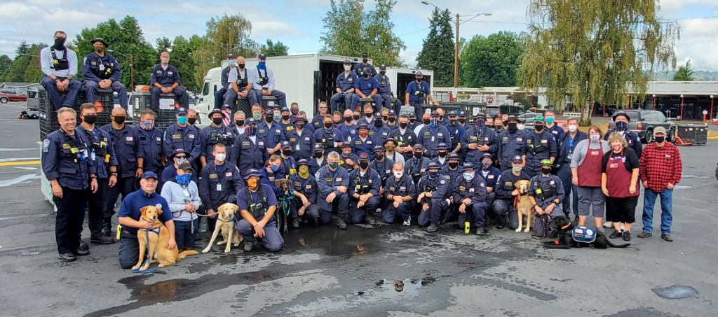 Washington State Task Force, Search and Rescue WA State, VRFA WA State Task Force,