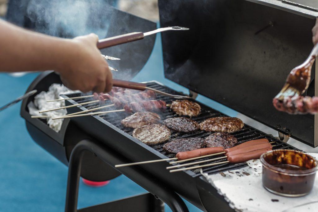 Luis Quintero, BBQ, barbequeue, weekend