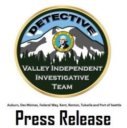 valley independent investigation team, viit, viit logo, press release viit, investigation update, vit, valley investigation team