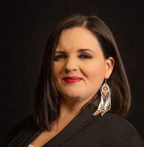 headshot of Melissa Laramie