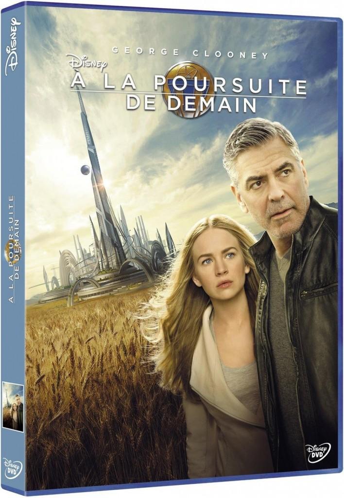 Réalisé par Brad Bird Avec : George Clooney, Britt Robertson, Hugh Laurie… Genre : Aventure, science-fiction Durée : 2H10
