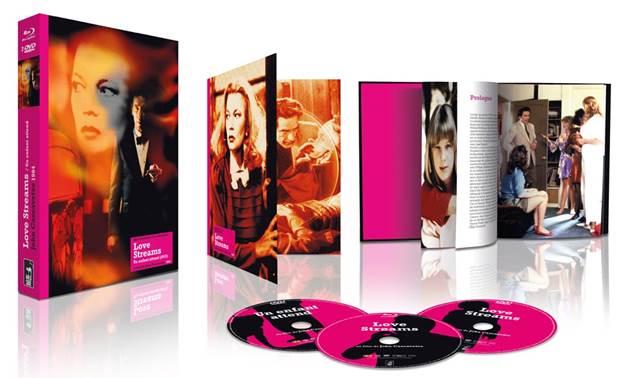Love Stream dvd collector