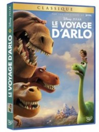 le voyage d'arlo dvd