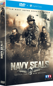 DVD Navy Seals