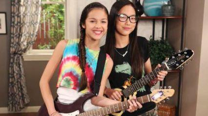 "PAIGE & FRANKIE - ""Pilot"" - (Disney Channel/Adam Taylor) OLIVIA RODRIGO, MADISON HU"