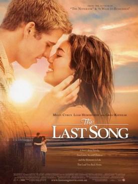 La-Dernière-Chanson-affiche-Miley-Cyrus-Liam-Hemsworth
