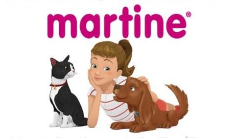 martine disney junior