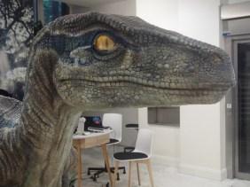 Jurassic World Fallen Kingdom Orange partenaire