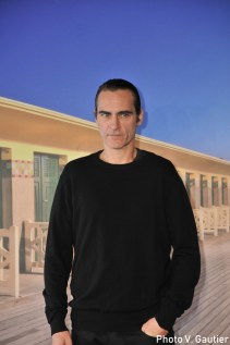 joaquin phoenix The Sisters Brothers Festival Deauville