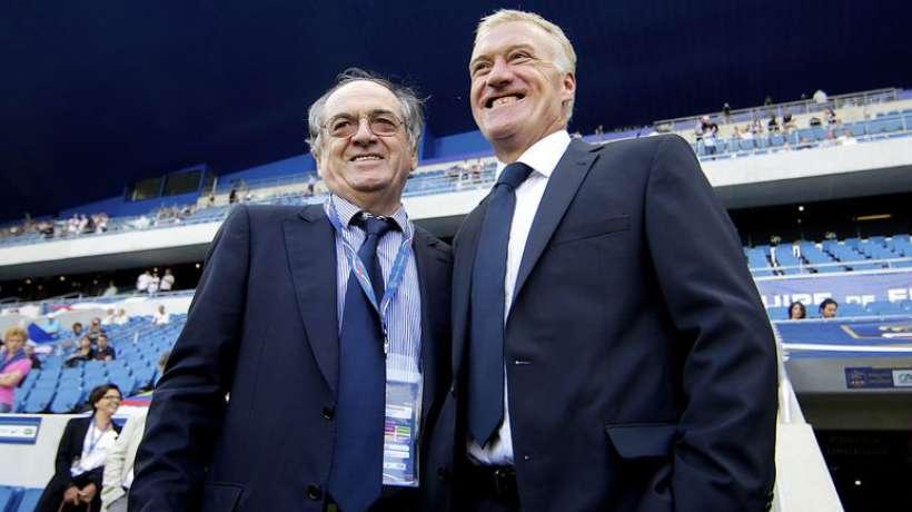 Noël Le Graët a officialisé la prolongation du contrat de Didier Deschamps jusqu'à l'Euro 2020. Une décision qui prête à discussion.