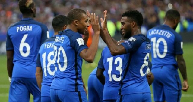 2018 foot coupe du monde