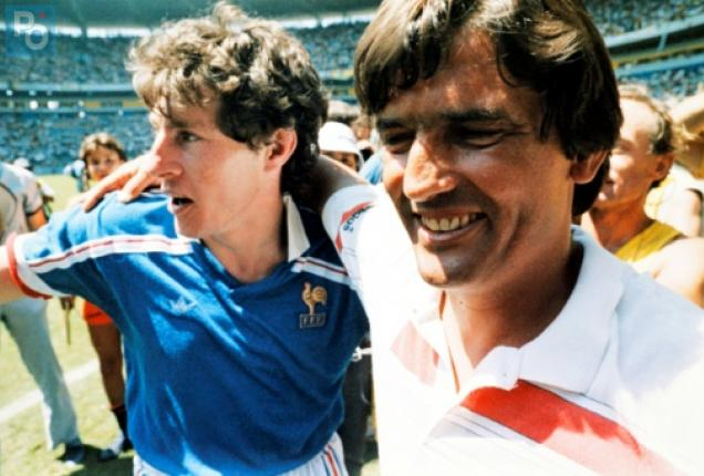 Henri Michel équipe de France Mexique