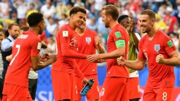 Angleterre demi-finale Kane
