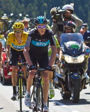 Tour de France SKY sifflets suspicion