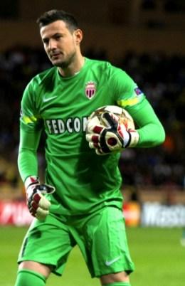 Danjiel Subasic Monaco ASM Croatie