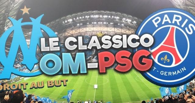 OM PSG Classico 2018 2019