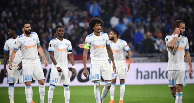 Défaite de l'OM à Nantes 2-3