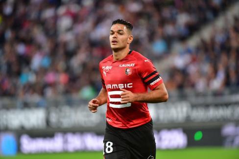 Ligue 1 31ème journée : Hatem Ben Arfa, le meneur de jeu de Rennes, a brillé sur la pelouse d'Angers