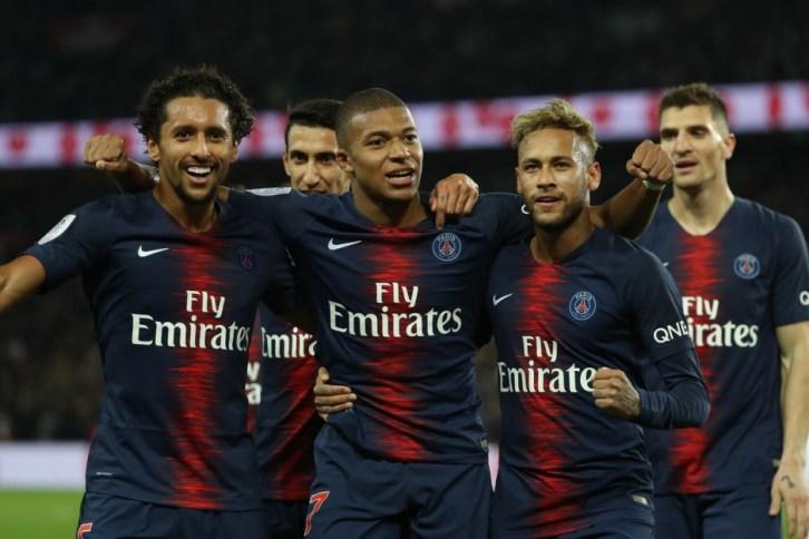 Ligue 1 : PSG largement en tête à la trêve