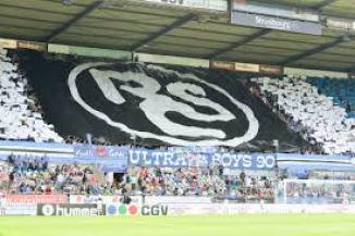 Ligue 1 : public Strasbourg Stade la Meinau