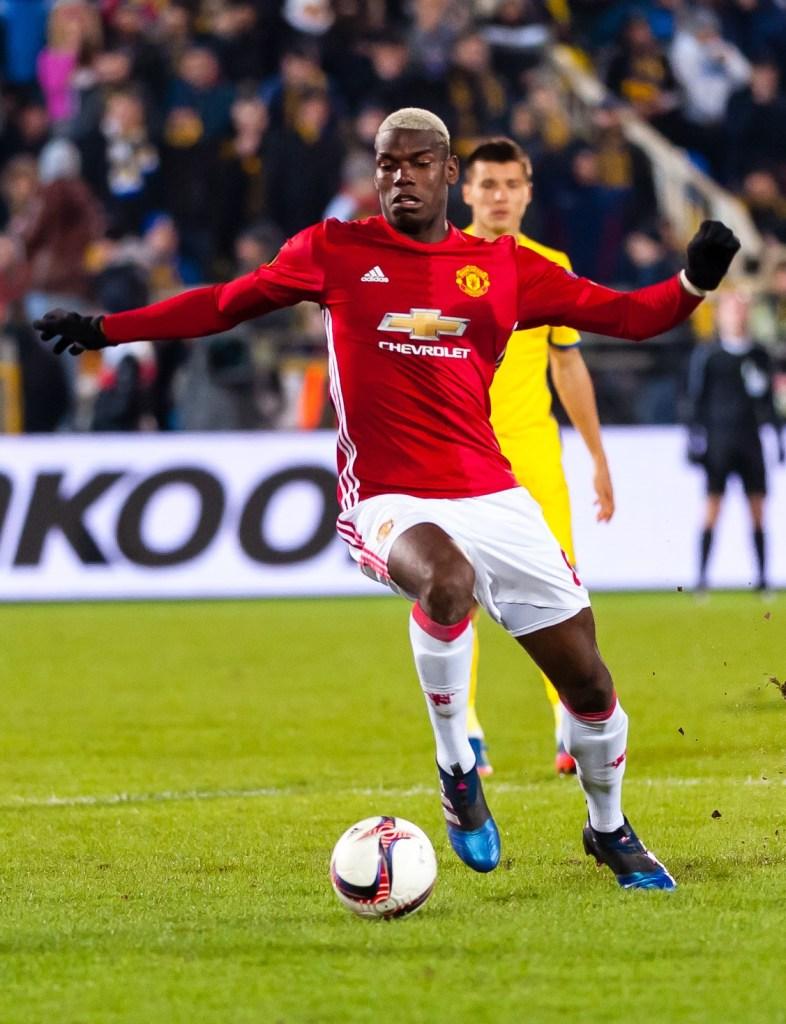 Manchester United Paul Pogba de retour à son meilleur niveau