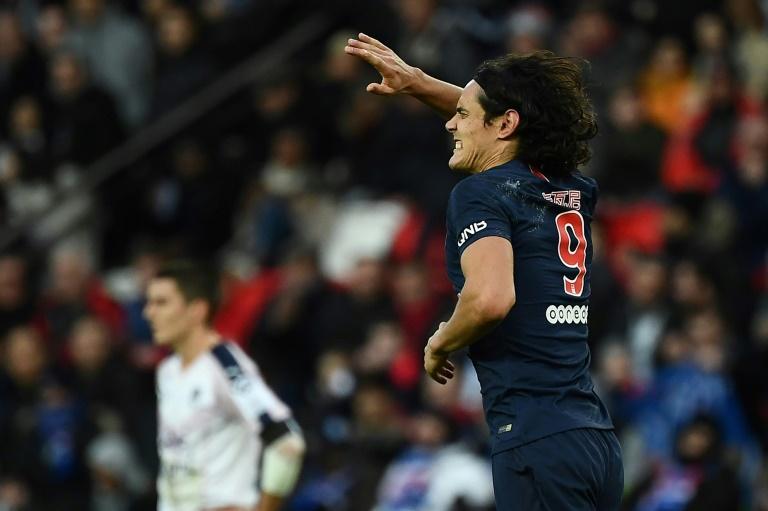 Ligue 1 24ème journée : coup dur pour le PSG avec la blessure d'Edinson Cavani avant le choc européen face à Manchester