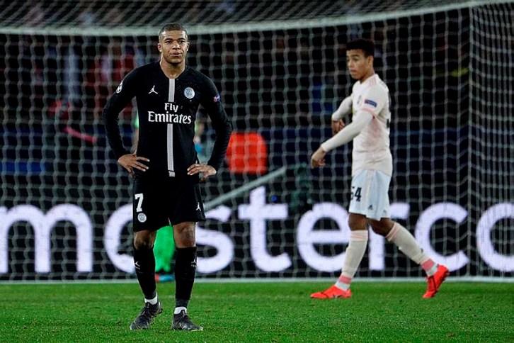 Ligue des Champions : le PSG a été incroyablement éliminé par Manchester United en huitième de finale