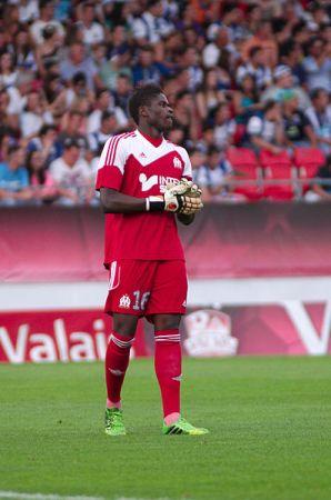 Ligue 1 30ème journée : Brice Samba, le gardien de Caen, a été déterminant dans la victoire des siens à Monaco