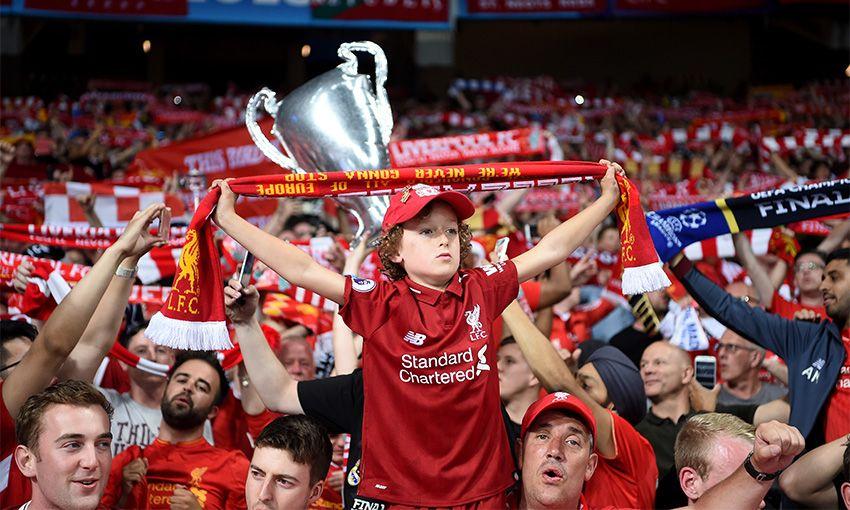 Ligue des Champions : Liverpool affrontera Tottenham en finale de la Ligue des Champions