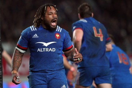 Rugby : Mathieu Bastareaud était devenu un des leaders du XV de France